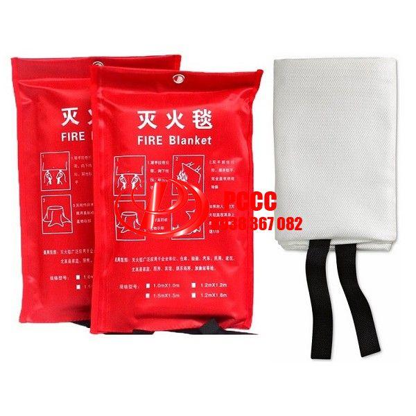 Chăn chữa cháy ( mền chữa cháy) có tác dụng gì và cách sử dụng