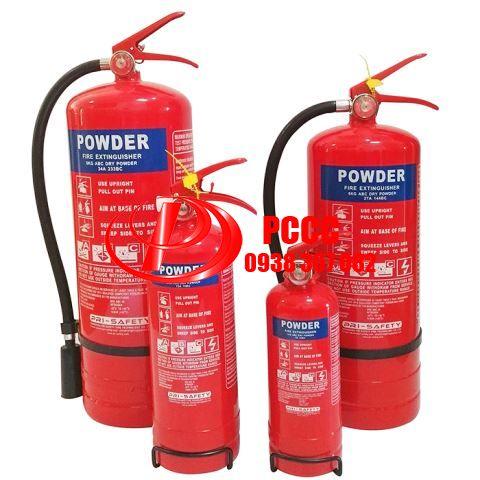 Nạp Bình chữa cháy, báo giá nạp bình cứu hỏa