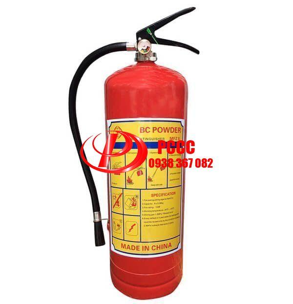 Bình cứu hỏa gia đình nên chọn mua loại nào?