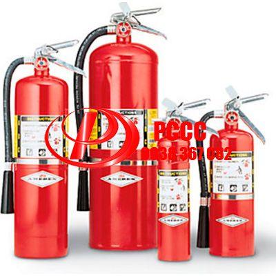 Nạp sạc bình chữa cháy khí CO2 an toàn chất lượng giá rẻ ở đâu ?