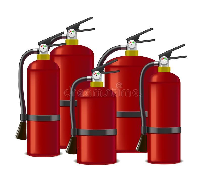 nạp bình chữa cháy tại khu công nghiệp