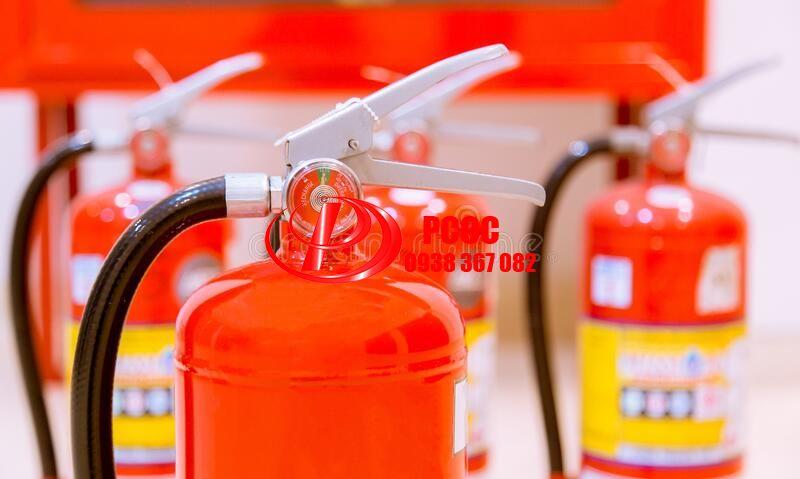 Nạp bình chữa cháy tại các Khu Công Nghiệp KCN TPHCM Uy Tín Giá Rẻ