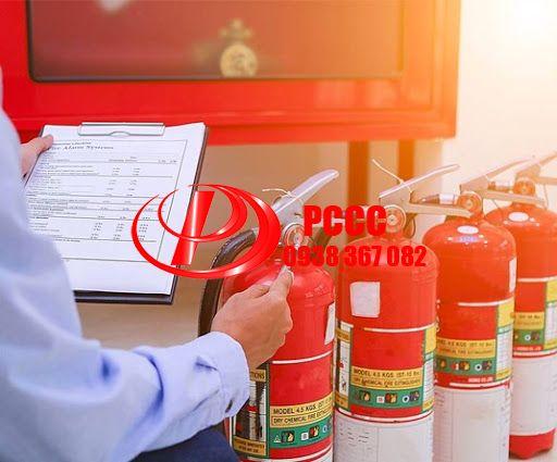 Địa chỉ nạp sạc bình chữa cháy rẻ nhất HCM,nạp bột BC,ABC,khí CO2