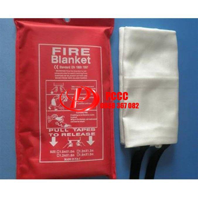 Mền chống cháy như thế nào là đúng tiêu chuẩn PCCC ?