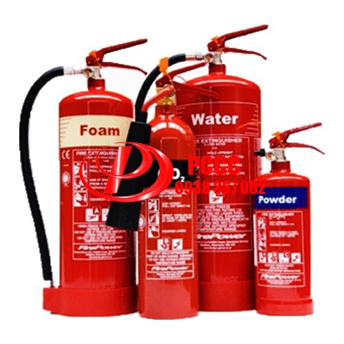 Bình chữa cháy cho gia đình nên mua loại nào chất lượng giá tốt