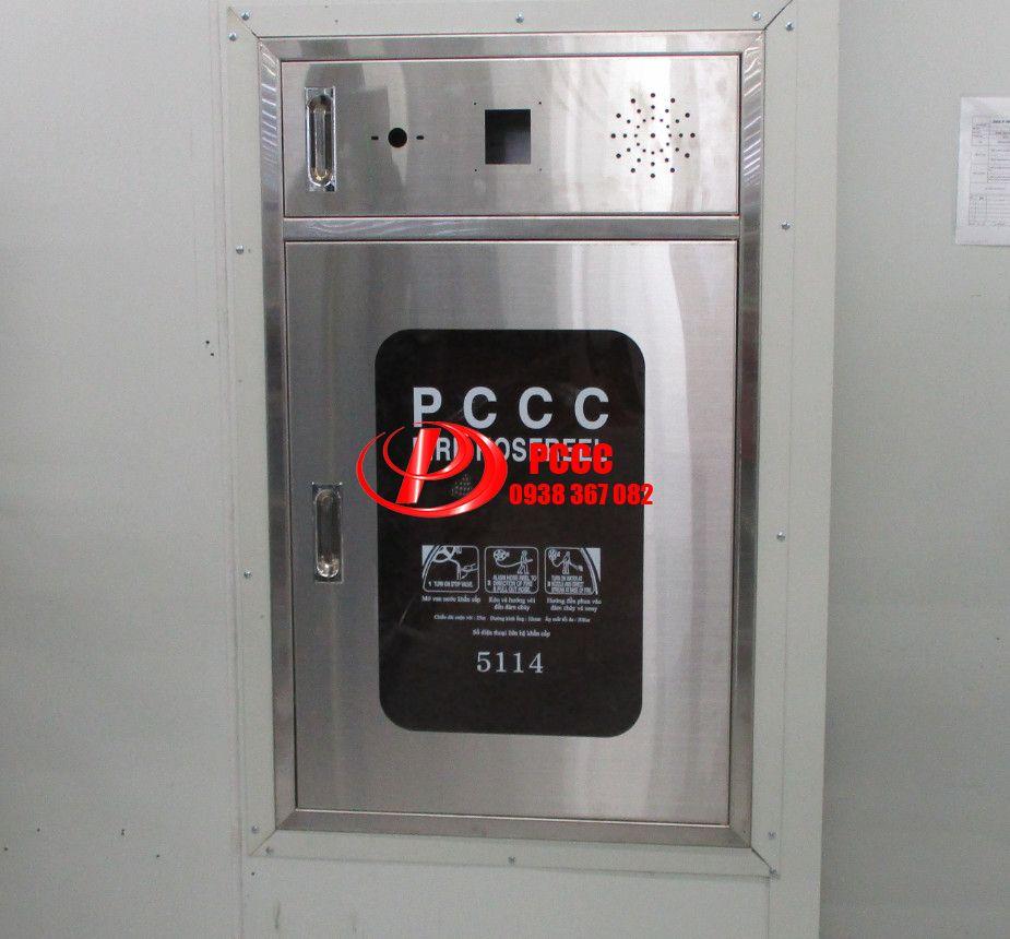 Tủ tổ hợp chuông đèn PCCC