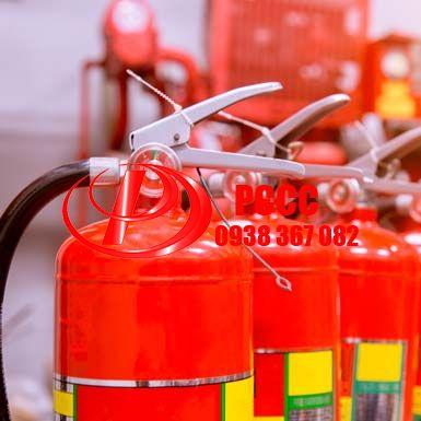 Nạp ga bình chữa cháy,bơm gas bình chữa cháy