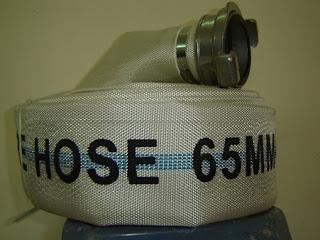 Vòi chữa cháy D65 - 13 bar TQ 6.2kg có khớp nối