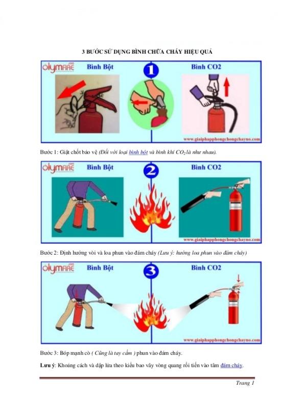 Nạp ga cho bình chữa cháy,bơm bình chữa cháy