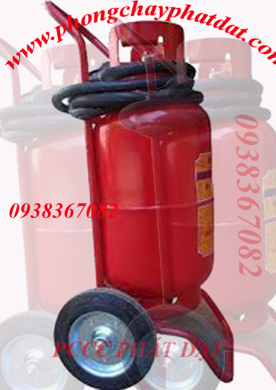 Nạp bình chữa cháy Bột BC,bột ABC uy tín giá rẻ tại hcm