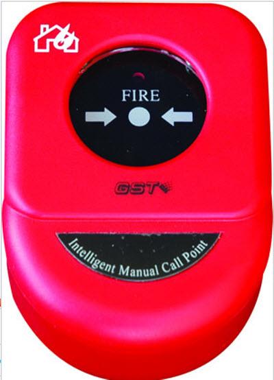 Nút nhấn cảnh báo khẩn cấp GST C-9201 (EX)