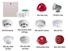 nhầ phân phối thiết bị báo cháy Horing taiwan