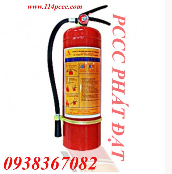 dịch vụ nạp bình chữa cháy, nạp bình cứu hoả tại hcm