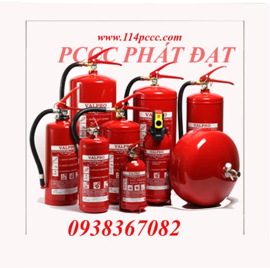 Nạp sạc bình chữa cháy Bột BC,ABC,Khí co2,MFZ4,MFZ8,MT3,MT5
