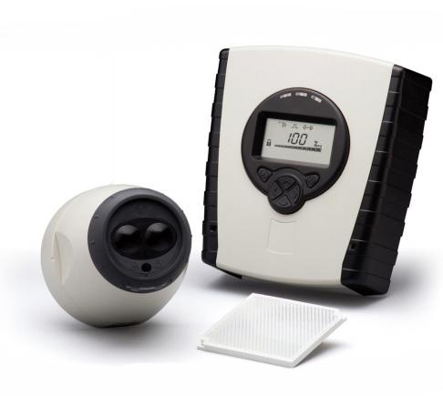 Auto-Aligning Beam Detector with Laser Alignment 29650-069APO