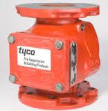 Van chữa cháy Tyco,van báo động tyco,alarm valve tyco