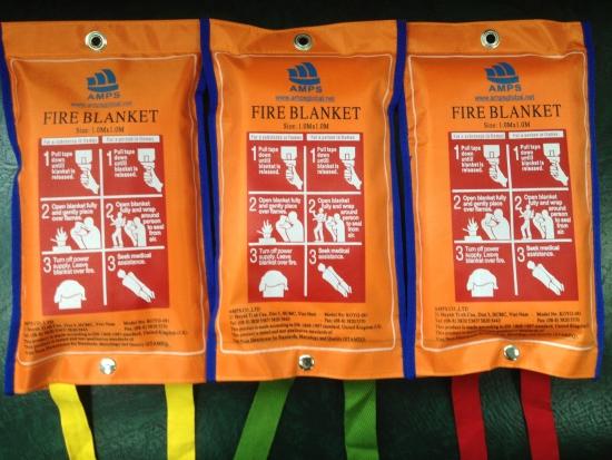 Mền chống cháy (FIRE BLANKET KOYO-081)