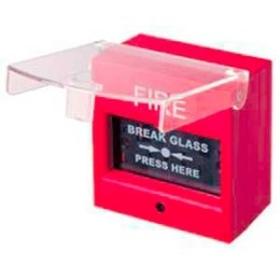 Nút nhấn khẩn vuông báo cháy Horing AH-0217