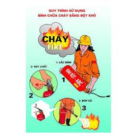 Nạp bình chữa cháy tại quận Bình Tân - TPHCM