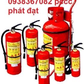 Nạp bình chữa cháy tại các quận nội thành TPHCM
