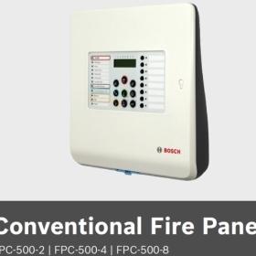 Trung tâm báo cháy Bosch FPC-500 Conventional Fire Panel