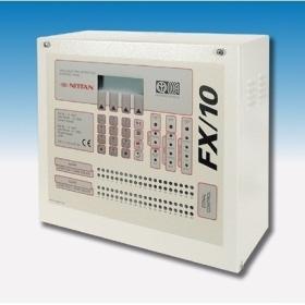 Trung tâm báo cháy địa chỉ Nittan 01 loop FX/10