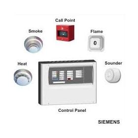 Hệ thống báo cháy siemens