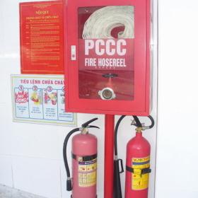 tủ chữa cháy ngoài nhà,tủ chữa cháy ngoài trời