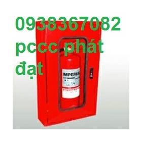 Tủ chữa cháy trong nhà 400x600x200, 40x60x20