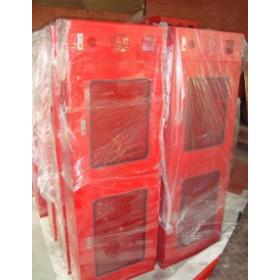 Sản xuất tủ pccc ngoài nhà tùy theo kích thước chọn