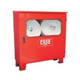 Tủ chữa cháy ngoài trời đựng 2 cuộn vòi,tủ chữa cháy đựng 2 cuộn vòi