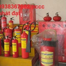 Giá Bình Chữa Cháy Bột BC MFZ4, MFZ8,MFZ35,MT3,MT5