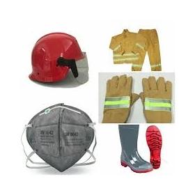 Trang phục chữa cháy theo TT48 BCA/2015