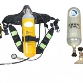 Bình dưỡng khí thở SCBA - mặt nạ dưỡng khí