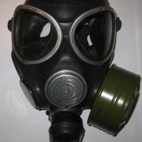 Mặt nạ quân sự PMK3 liên bang nga