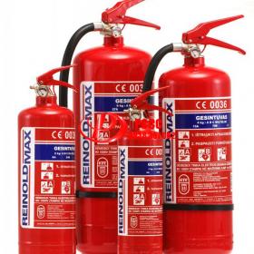 Sạc bình chữa cháy bao nhiêu tiền ?