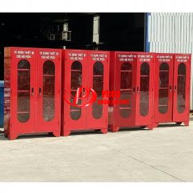 Tìm hiểu về tủ chữa cháy - Tủ cứu hỏa